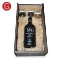 Pack Regalo Ginebra Premium Nº0 + 3 botánicos