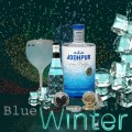 "Pack Gin Tonic con ginebra Jodhpur y tónica original Citrus ""Blue Winter"""