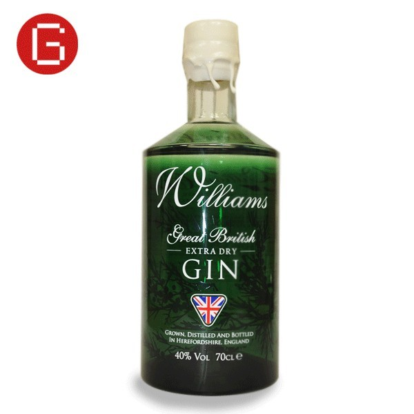 Ginebra premium William Case Extra Dry