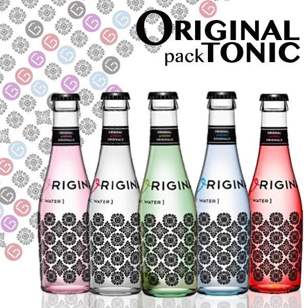 Pack de 24 tónicas variadas Original Tonic