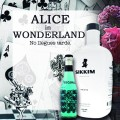 "Gin Tonic de Sikkim Privee y Original Blue ""Alice in wonderland"""
