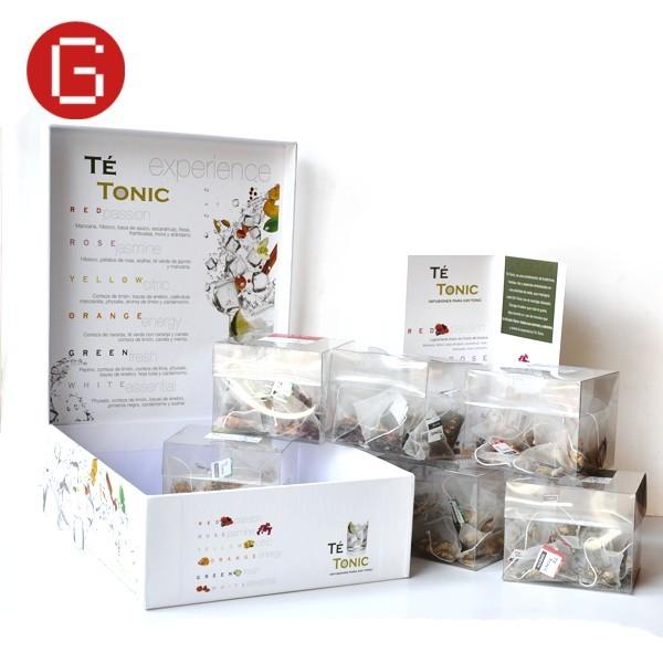 Infusiones para Gin Tonic 72 uds caja regalo