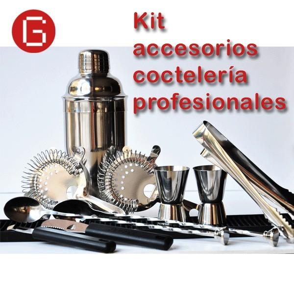 Kit de accesorios para cocteleros
