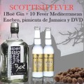 "Gin Tonic con Boë superior Gin y Fever Tree Mediterranean ""Scottish Fever"""