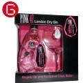 Estuche ginebra Pink 47 con Copa