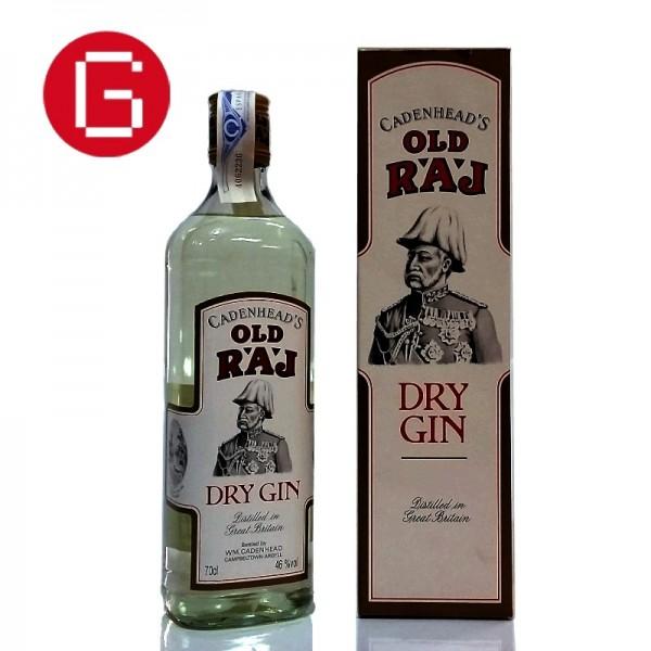 Old Raj Gin etiqueta Roja
