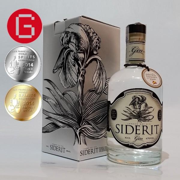 Ginebra Siderit