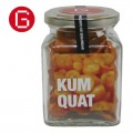 Piel de Kumquat deshidratada