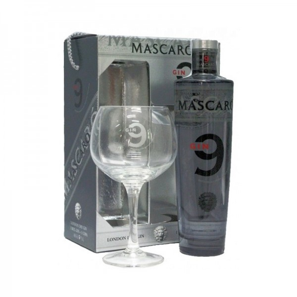 Gin Mascaró 9