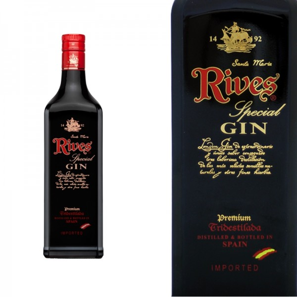 Ginebra Rives Special Gin