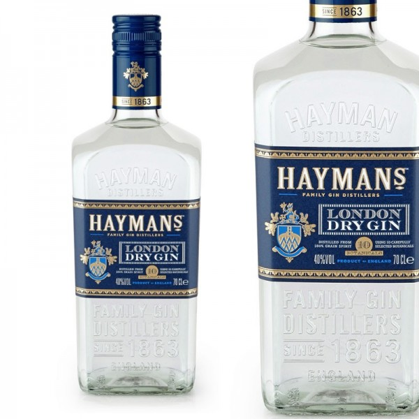 Ginebra Haymans Royal Dock Navy Strength 70 cl